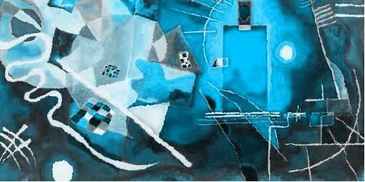 L'art abstrait de Vassily Kandinsky